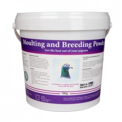 Moulting and Breeding Powder 700g