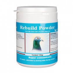Rebuild Powder 100g